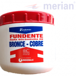 fundente bronce